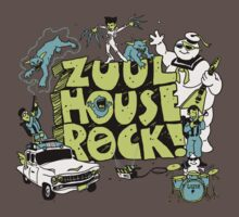 Zuul House Rock by wytrab8