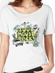 Zuul House Rock Women's Relaxed Fit T-Shirt
