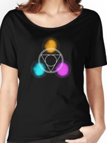 Invoke Women's Relaxed Fit T-Shirt
