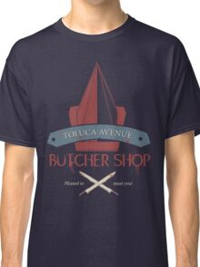 The Silent Butcher Classic T-Shirt