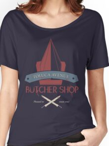 The Silent Butcher Women's Relaxed Fit T-Shirt