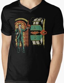 The Price Is Fright Mens V-Neck T-Shirt