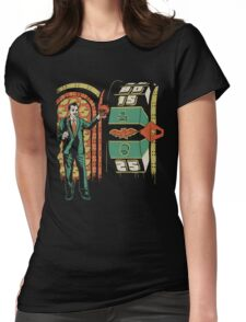 The Price Is Fright Womens Fitted T-Shirt