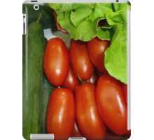 Salad Vegetables.....................French Style iPad Case/Skin