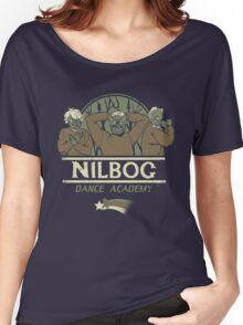 Nilbog Dance Academy Women's Relaxed Fit T-Shirt