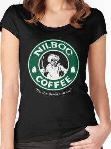 Devil's Drink Women's Fitted Scoop T-Shirt