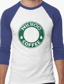 Devil's Drink Men's Baseball ¾ T-Shirt