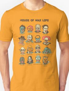 House Of Wax Lips T-Shirt