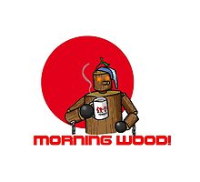 Good Morning Wood!!! by Alessandro Florelli