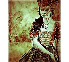Katherine Petrova Pierce  Photographic Print