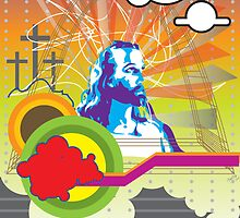 Jesus by Urban Digitz