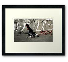 Josh Framed Print