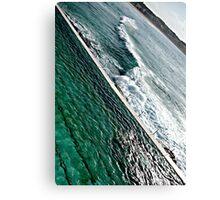 Bondi Surf Club Canvas Print