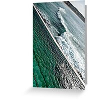 Bondi Surf Club Greeting Card