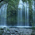 Mossbrae Falls by seanrainer