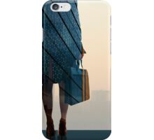 Edge of the City iPhone Case/Skin