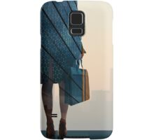 Edge of the City Samsung Galaxy Case/Skin