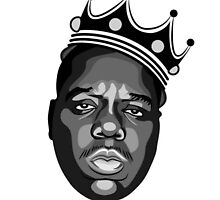 The Notorious B.I.G. by MAFI