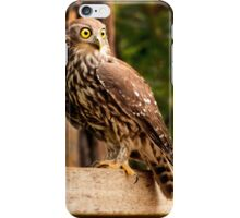 Barking Owl iPhone Case/Skin