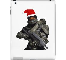 Master Chief Christmas iPad Case/Skin