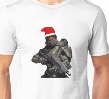 Master Chief Christmas Unisex T-Shirt