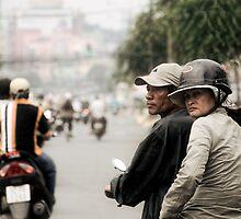 Saigon by Chris Muscat