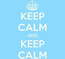 Keep calm by LennardH