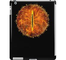 Sauron's watching you iPad Case/Skin