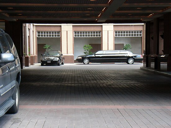 The Limo by coffeebean