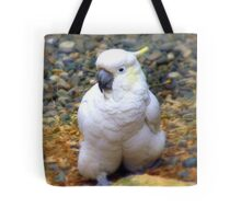 Hey, I Have A All In One Jump Suit! - Cockatoo - Southland NZ Tote Bag