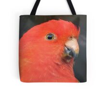 I Got A Twinkle In My Eye! King Parrot - Gore Gardens NZ Tote Bag