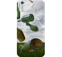 Glass Recycling iPhone Case/Skin