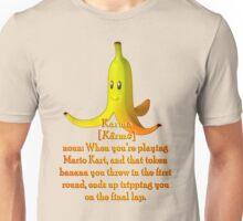 Mario Kart Banana - Karma Joke Unisex T-Shirt