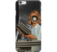 SALESWOMAN iPhone Case/Skin