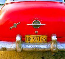 Cuban Red by John Armstrong-Millar