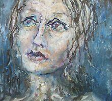 Self-Portrait by valcannonart