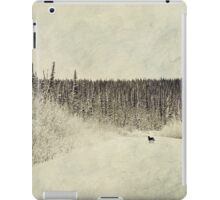 Walking Luna iPad Case/Skin