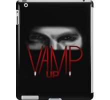 Vamp Up - Bill Compton Edition iPad Case/Skin
