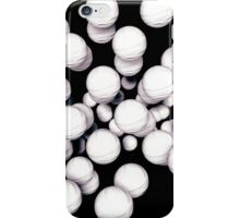 Orbs at Night iPhone Case/Skin