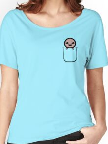 Isaac Pocket Buddy Women's Relaxed Fit T-Shirt