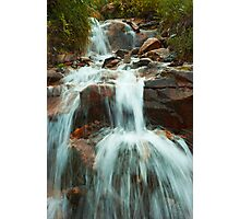 Stephenson's Falls Photographic Print
