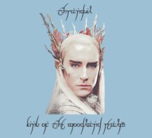 Thranduil, King of the Woodland Realm by Elly190712
