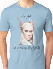 Thranduil, King of the Woodland Realm Unisex T-Shirt