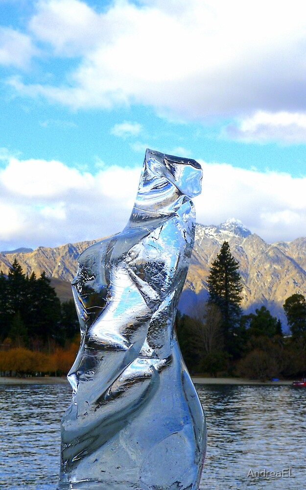 Minus 5 Ice - Queenstown New Zealand by AndreaEL