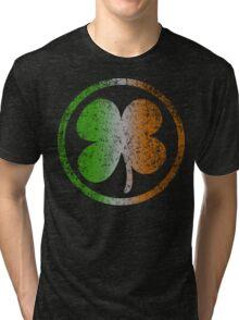 Shamrock Fade t shirt Tri-blend T-Shirt