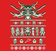 Chrono Christmas Sweater Kids Clothes