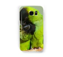 This Is Simply Heavenly!!! - Nandae Conures - NZ Queenspark Samsung Galaxy Case/Skin