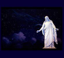 Jesus Christ - Christus Statue by Ryan Houston