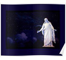 Jesus Christ - Christus Statue Poster