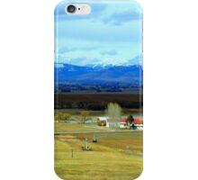 Idaho Farm iPhone Case/Skin